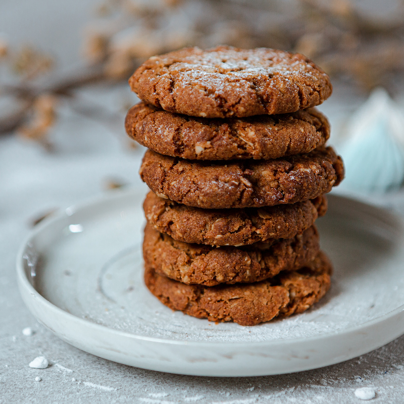 THATH COOKIE COLLECTION SERIES: Oatmeal Cookies