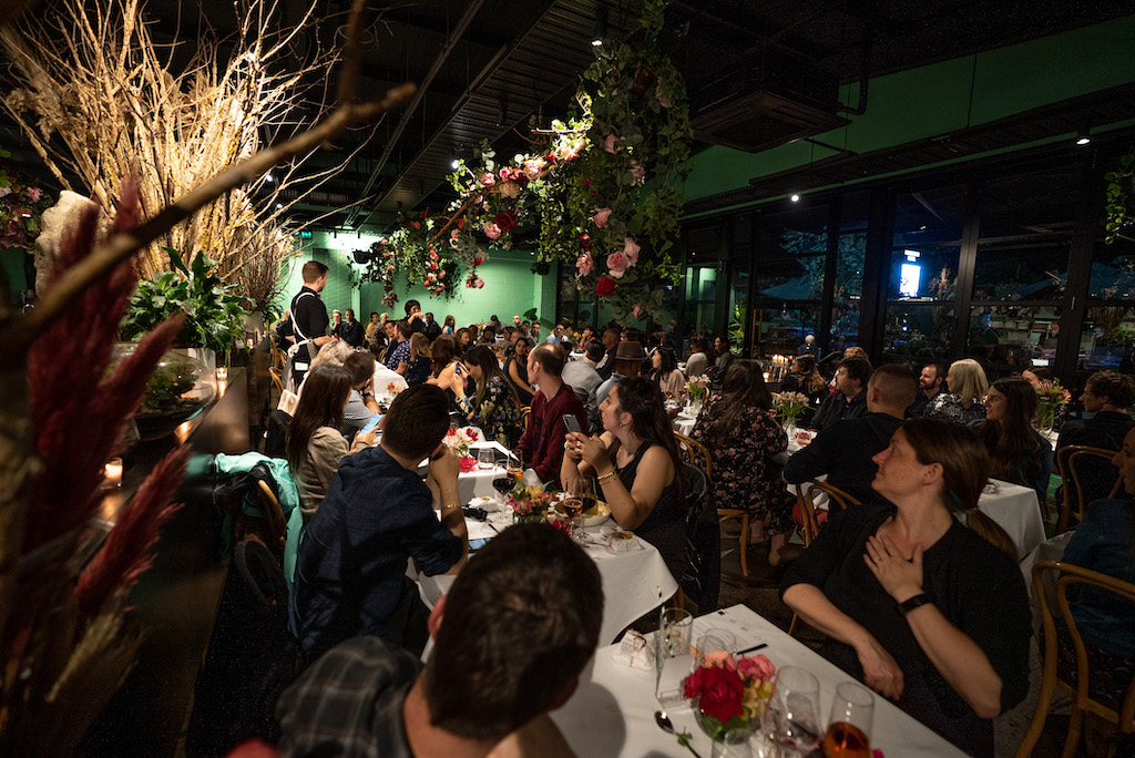 Photo Gallery: World Vegan Day Pop-up Dinner Episode